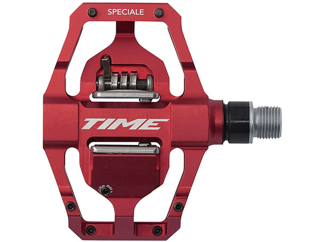 Time Speciale MTB Pedalen, red